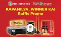 Kapamilya Winner Ka Raffle Promo