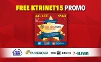 FREE TRINET15 PROMO