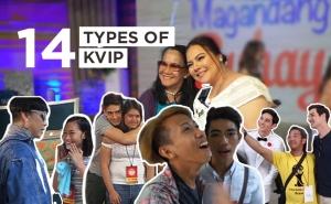 The 14 Types of Kapamilya VIPs