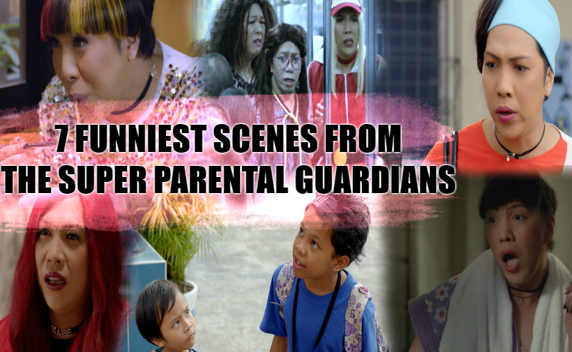 7 FUNNIEST SCENES FROM THE SUPER PARENTAL GUARDIANS