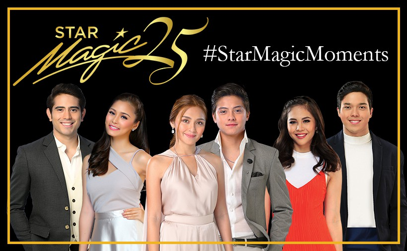 Star Magic 25th Anniversary Terms and Conditions