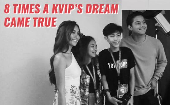 8 times a Kapamilya VIP's dream came true