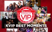 Kapamilya VIP Best Moments #1YearNaTayo