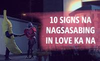 10 Signs Na Nagsasabing In Love Ka Na