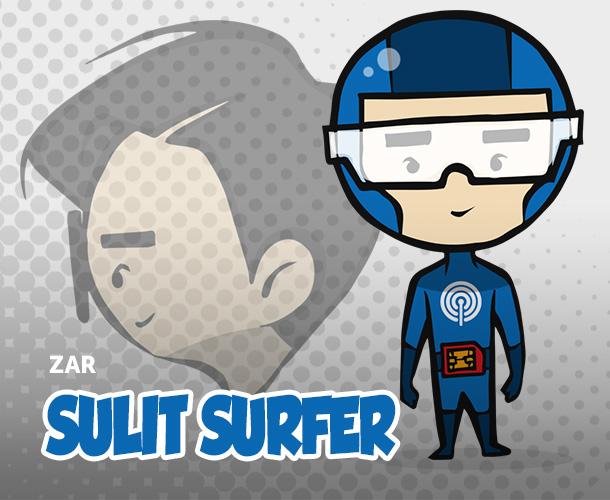 Zar - Sulit Surfer