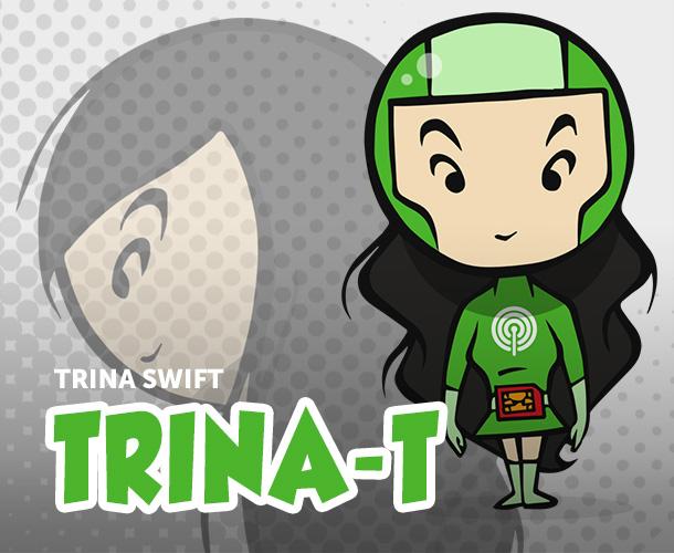 Trina Swift - Trina T